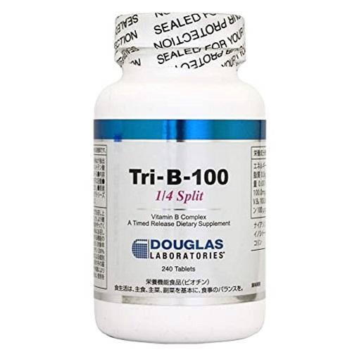 DOUGLAS ダグラス Tri-B-100 1/4Split 240錠